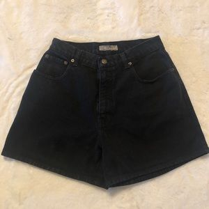 Nuovo County Seat High Rise Shorts